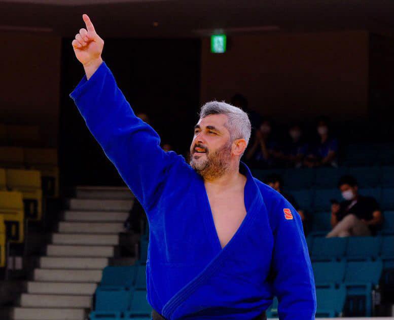 Паралимпиада 2020   Реваз Чикоидзе - серебряный призер #1TVSPORT