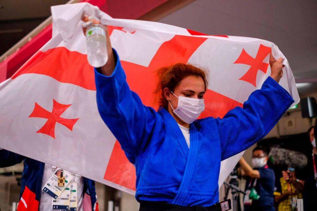 Паралимпиада 2020   Инна Калдани завоевала серебряную медаль #1TVSPORT