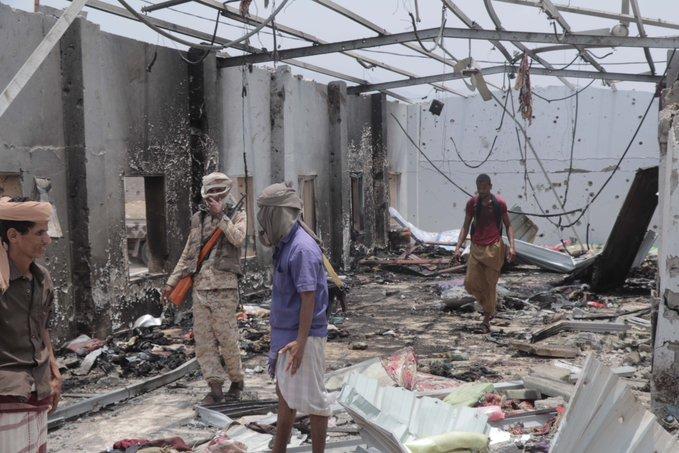 იემენის სამხედრო ბაზაზე მასშტაბურ თავდასხმას სულ მცირე 30 ჯარისკაცი ემსხვერპლა, 60 კი დაშავდა