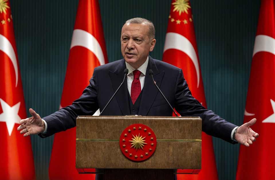 რეჯეფ თაიფ ერდოღანი - თურქეთმა შესაძლოა, დაიწყოს მუშაობა სომხეთთან ურთიერთობების ეტაპობრივი ნორმალიზაციისთვის, თუ ერევანი ცალმხრივი ბრალდების პოლიტიკაზე უარს იტყვის