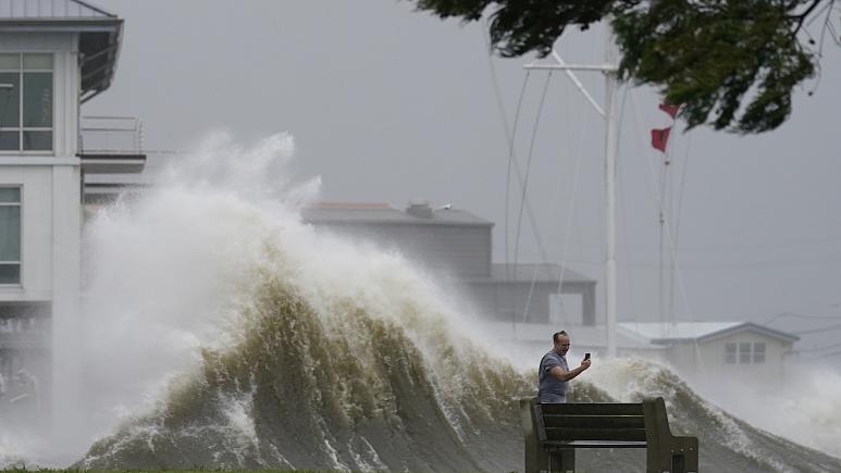 ლუიზიანას შტატში ქარიშხალს მსხვერპლი მოჰყვა, მილიონზე მეტი აბონენტი კი ელექტროენერგიის გარეშე დარჩა