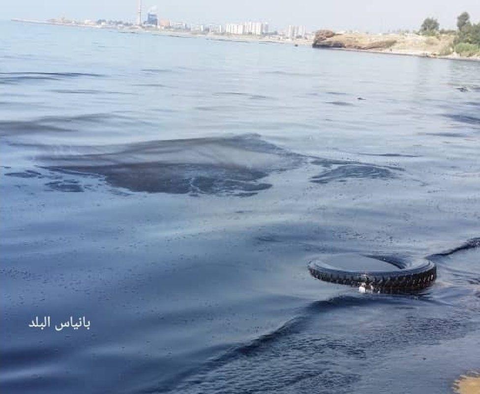 ხმელთაშუა ზღვაში სირიის ქარხნიდან ჩაღვრილმა ნავთობმა შესაძლოა, კვიპროსი დააზარალოს
