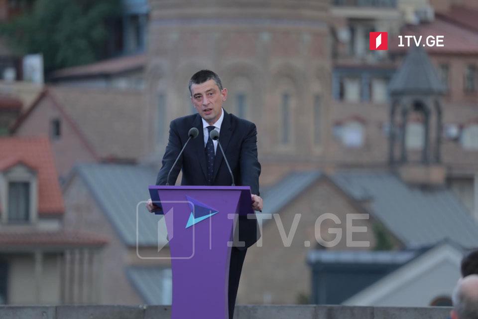 Кандидатом в мэры Тбилиси от партии «За Грузию» будет Георгий Гахария