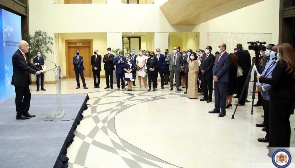 FM to host non-resident Ambassadors