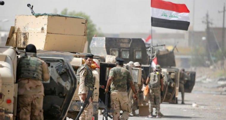 """В результате нападения """"Исламского государства"""" в Ираке погибли 10 полицейских"""