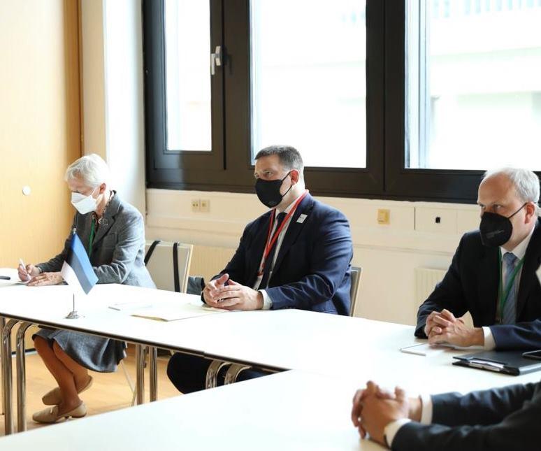 იური რატასი - ძალიან კარგი შეხვედრა გვქონდა საქართველოს პარლამენტის თავმჯდომარესთან, საპარლამენტო დონეზე ძლიერი თანამშრომლობისთვის მზად ვართ