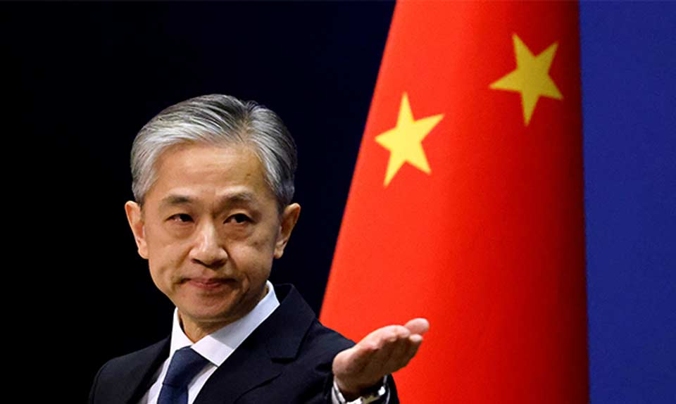 """ჩინეთის საგარეო საქმეთა სამინისტროში აცხადებენ, რომ ჩინეთი """"თალიბანის"""" მიერ დასახელებული მთავრობის წარმომადგენლებთან ურთიერთობისთვის მზადაა"""