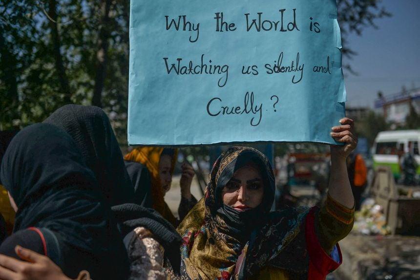 """ავღანეთში """"თალიბანის"""" საწინააღმდეგო აქციები გაიმართა"""