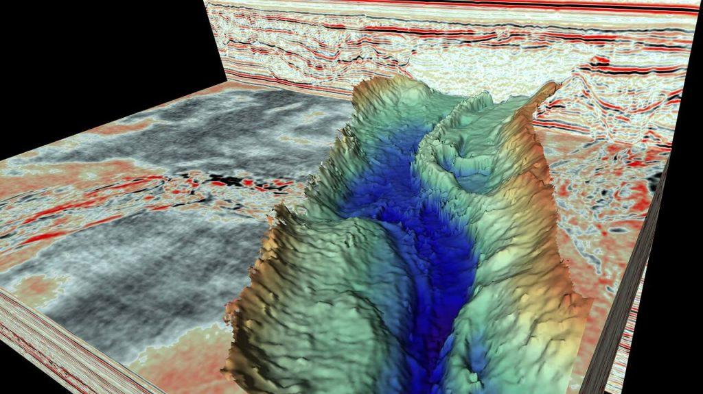 ჩრდილოეთის ზღვის ფსკერის ქვეშ გამყინვარების ხანის უძველესი ლანდშაფტი აღმოაჩინეს — #1tvმეცნიერება