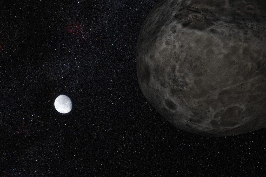 აღმოჩენილია მზის სისტემის აქამდე უცნობი 461 ობიექტი — #1tvმეცნიერება