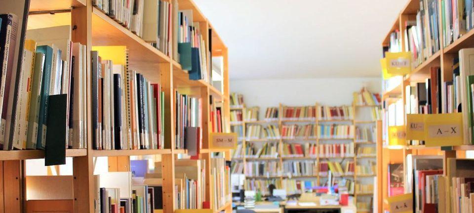 В библиотеке Берна откроется грузинская секция