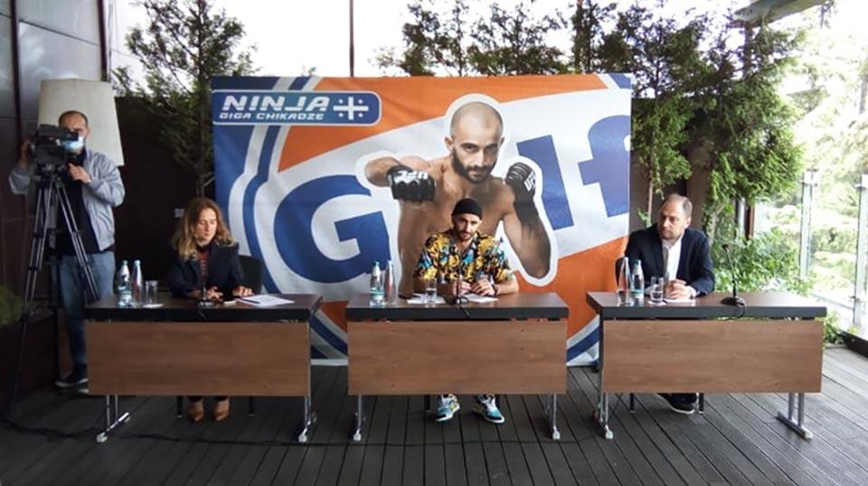 გიგა ჭიკაძე - UFC-ის პრეზიდენტისგან კარგი მესიჯები წამოვიდა, შესაძლოა, ბრძოლებს მალე საქართველომ უმასპინძლოს #1TVSPORT