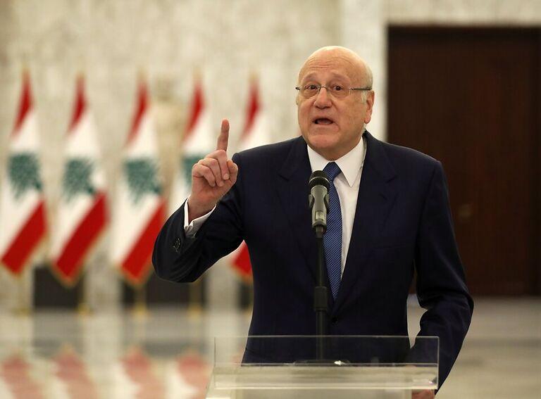 ლიბანში მინისტრთა კაბინეტის ახალი შემადგენლობა ჩამოყალიბდა