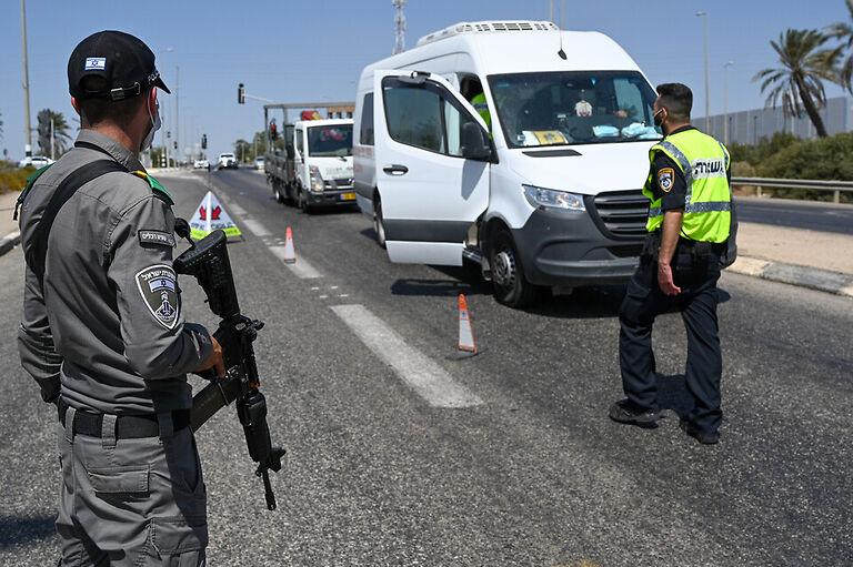 ისრაელის პოლიციის განცხადებით, ციხიდან გაქცეული ექვსი პალესტინელი მსჯავრდებულიდან ორი დაკავებულია