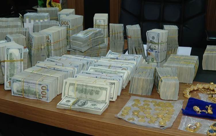 ქართველმა ქალმა ერაყელ ბიზნესმენს 4 კილოგრამი ოქრო და 2.6 მილიონი დოლარი მოპარა