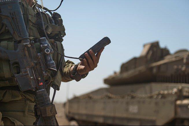 """ისრაელის არმიაში აცხადებენ, რომ ღაზას სექტორიდან ნასროლი რაკეტის საპასუხოდ, """"ჰამასის"""" ობიექტებზე იერიში განახორციელეს"""