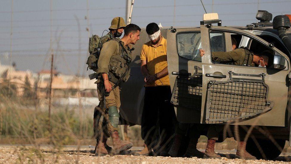 ისრაელში, გილბოას ციხიდან გაქცეული ექვსი პატიმრიდან ოთხი დააკავეს