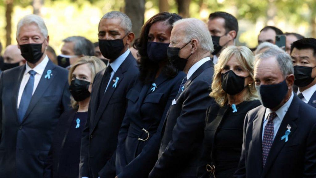აშშ-ში 2001 წლის 11 სექტემბრის ტერაქტების მსხვერპლთა ხსოვნას პატივი მიაგეს