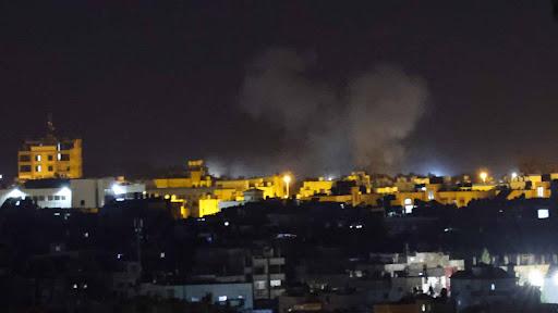 მედიის ცნობით, ისრაელმა სარაკეტო იერიშზე საპასუხოდ ღაზას სექტორში ავიადარტყმები განახორციელა