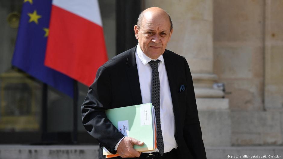 """მედიის ინფორმაციით, საფრანგეთის საგარეო საქმეთა მინისტრმა """"თალიბანი"""" ტყუილში დაადანაშაულა"""