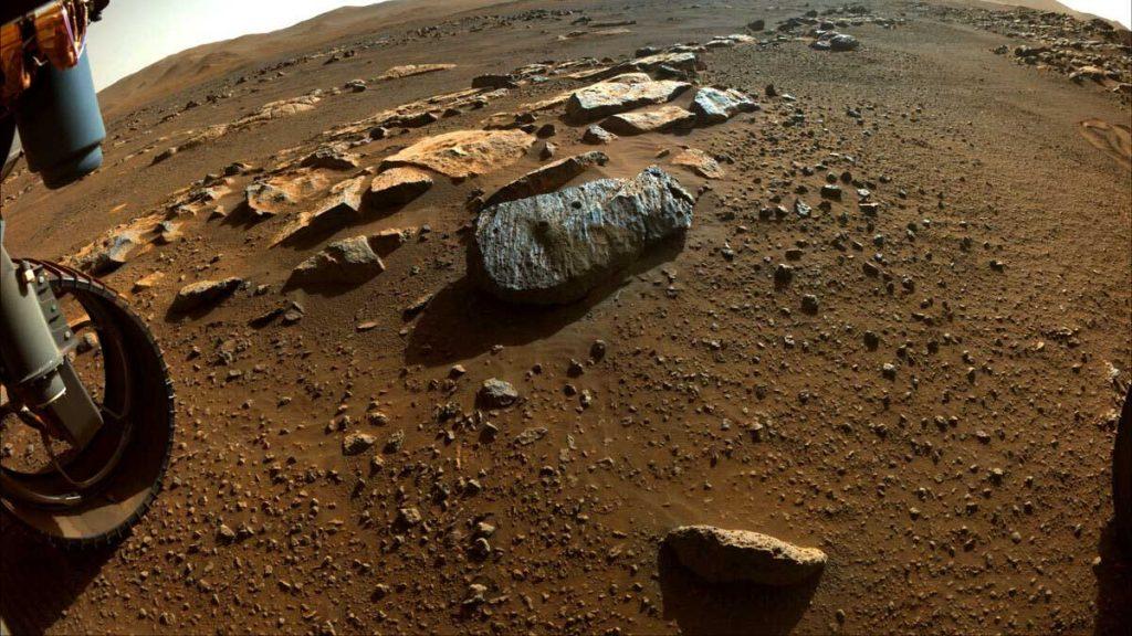 პერსევერანსის მიერ აღებული ნიმუშები მიუთითებს, რომ მარსზე წყალი საკმაოდ დიდხანს იყო — #1tvმეცნიერება