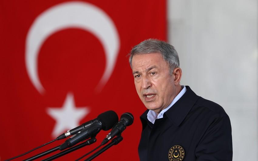 თურქეთის თავდაცვის მინისტრი - აზერბაიჯანთან ერთობლივი წვრთნები რეგიონში სტაბილურობას ისახავს მიზნად