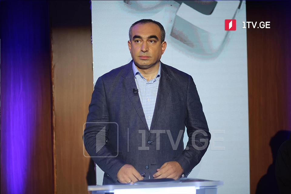 Lado Bozhadze calls on citizens to vote, confident of GD's victory