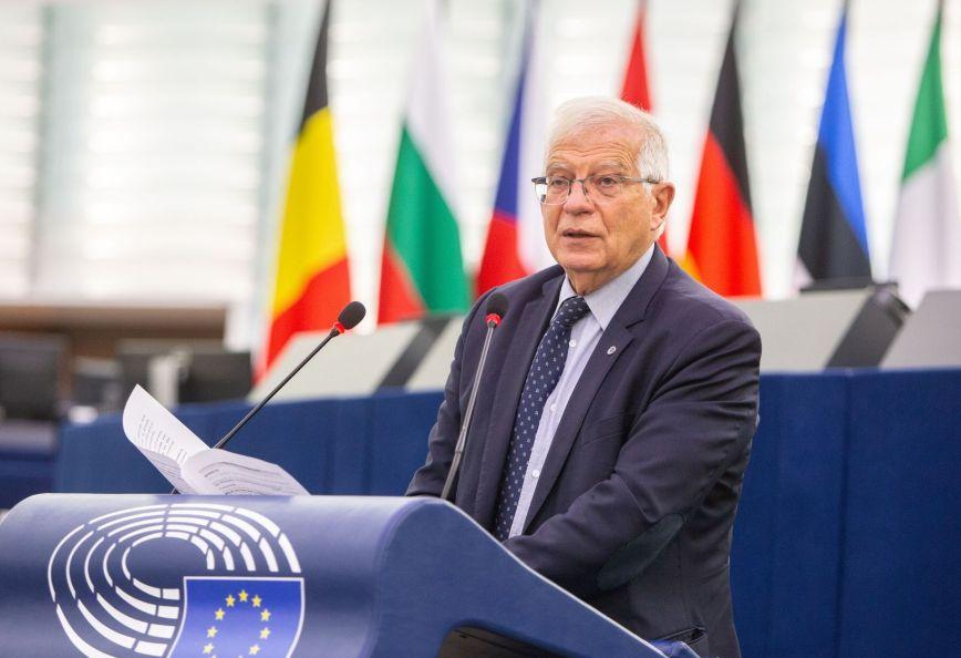 ჟოზეფ ბორელი - რუსეთს სურს ჩვენი გაყოფა, აშკარად ამბობენ, რომ არ აინტერესებთ ევროკავშირი და ურჩევნიათ, თავი აარიდონ მას