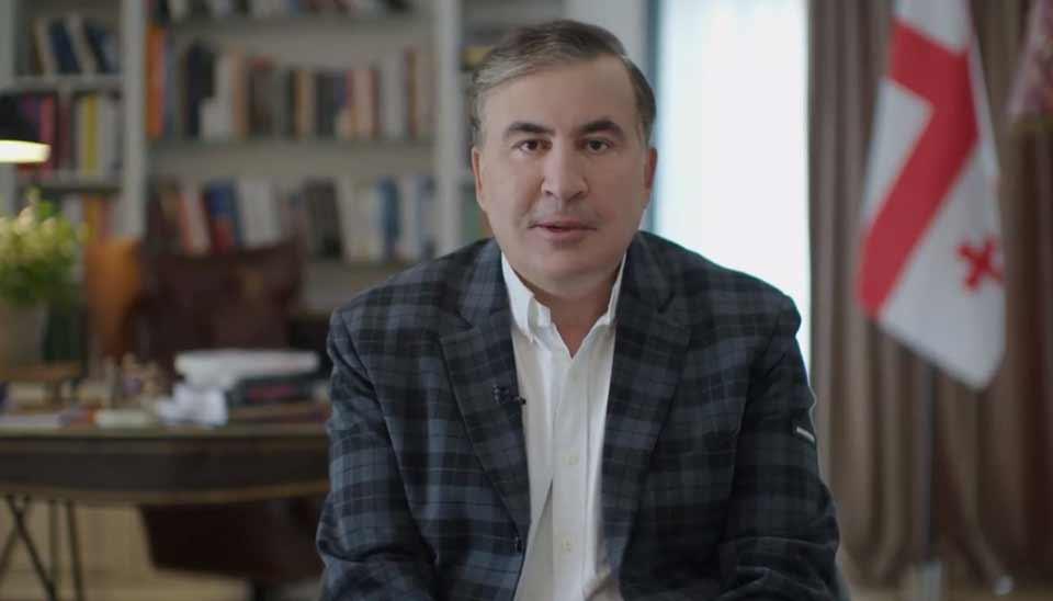Михаил Саакашвили – Урыстәылатәи аилахәыра «Билаин»  ақырҭуа филиал аҟынтә Гахариа ипартиа ианаҭеит аобонентцәа рсиа наӡа