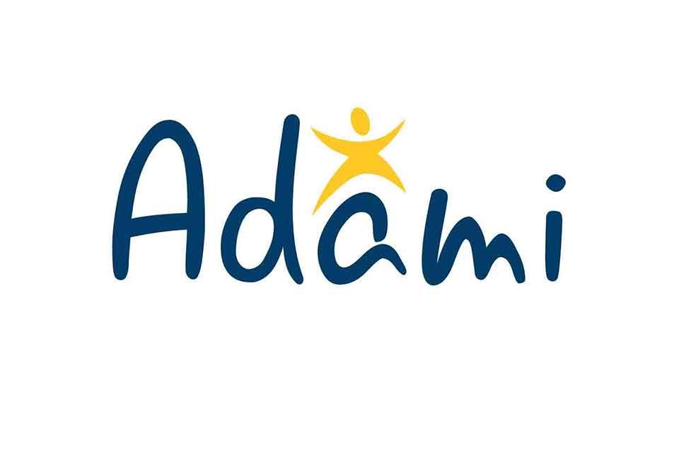 """#სახლისკენ - """"ADAMI Media Prize - პროექტის ხელშეწყობა"""""""
