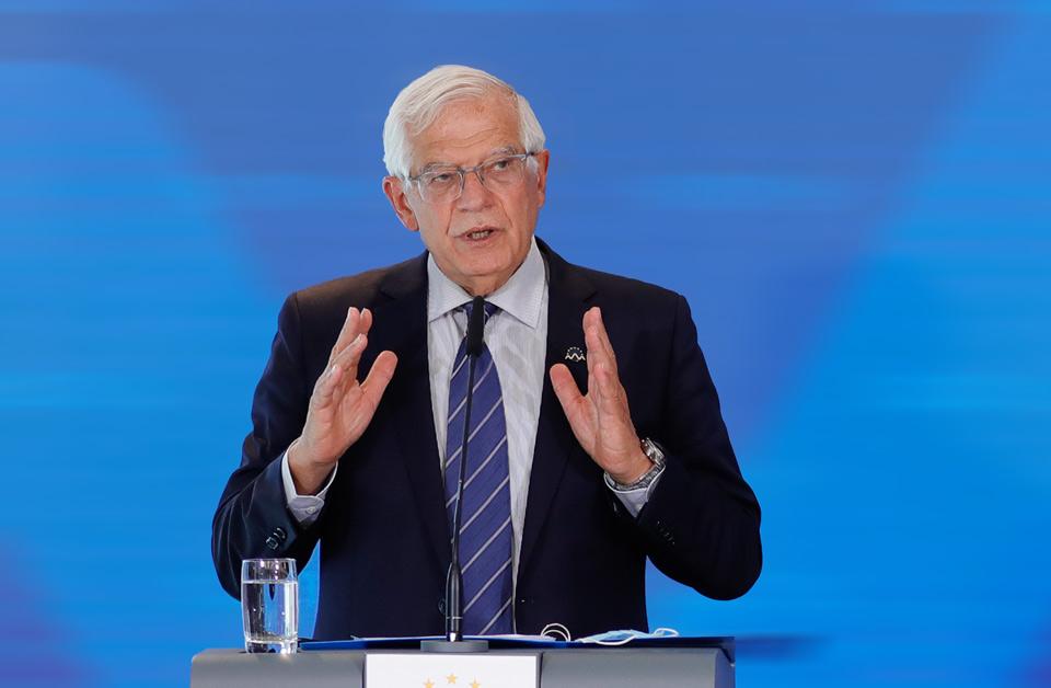 ჟოზეფ ბორელი აცხადებს, რომ ევროკავშირსა და რუსეთს შორის რიგ საკითხებზე უთანხმოება რჩება