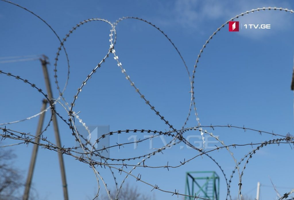 Russian troops release Georgian citizen