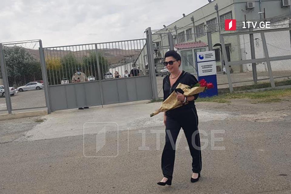 მაია რჩეულიშვილმა საპროცესო შეთანხმების საფუძველზე საპატიმრო დატოვა