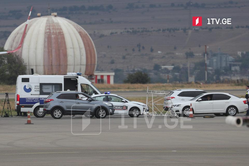 Мегис Кардава экстрадирован из Украины в Грузию