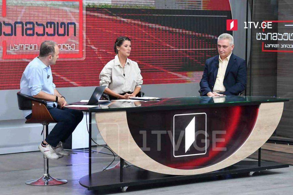 გია გიორგაძე - 2021 ჭადრაკის დედოფლების წლად გამოვაცხადეთ  #1TVSPORT