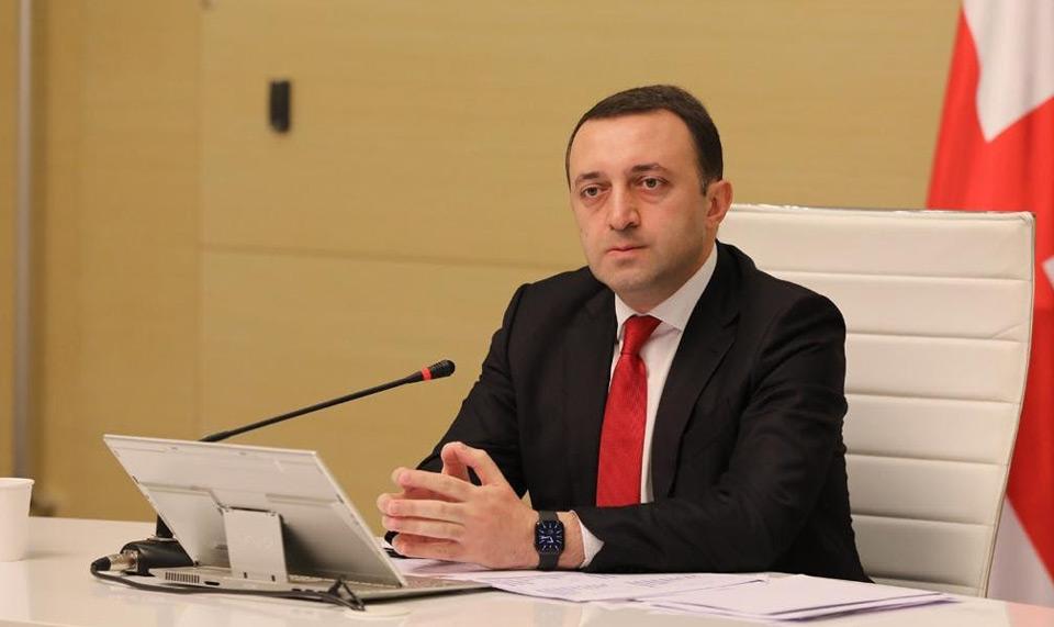 Ираклий Гарибашвили начал официальные встречи в рамках Генассамблеи ООН