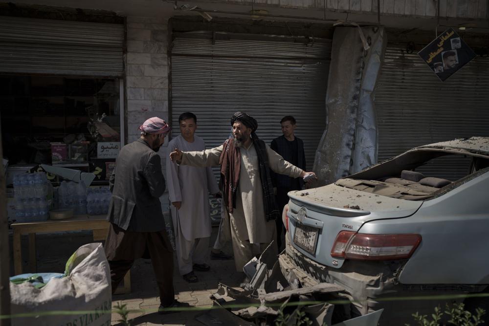 ავღანეთში აფეთქებებს სამი ადამიანი ემსხვერპლა