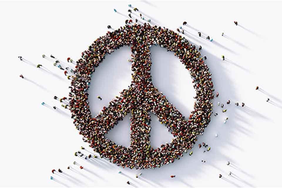 ჩაი ორისთვის - მშვიდობის საერთაშორისო დღე
