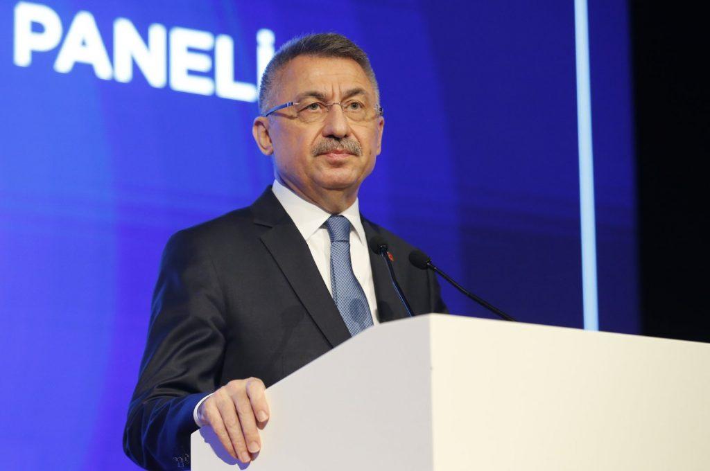 თურქეთის ვიცე-პრეზიდენტი აცხადებს, რომ ოფიციალური ანკარა აგრძელებს ძალისხმევას შავ ზღვაში მრავალმხრივი დიალოგისა და თანამშრომლობისთვის