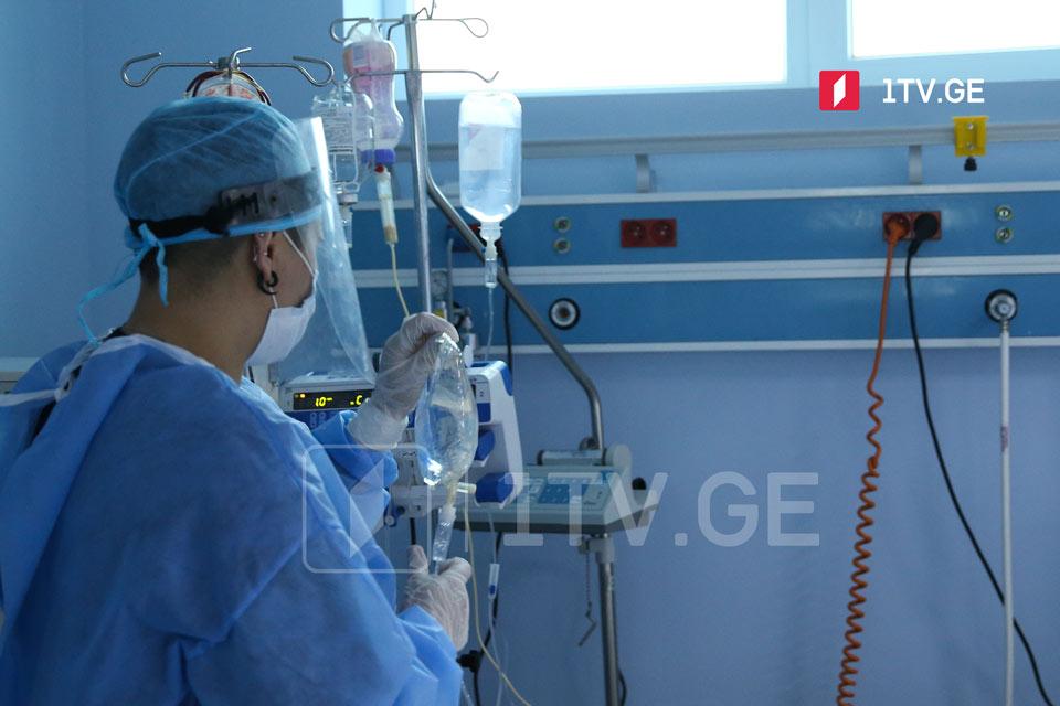 Из 1698 новых случаев коронавируса 518 выявлено в Тбилиси, 325 - в Имерети, 250 - в Кахети