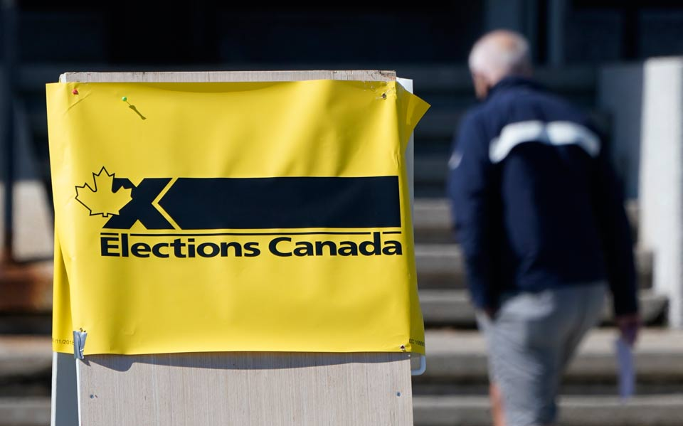 კანადაში ვადამდელი საპარლამენტო არჩევნები მიმდინარეობს