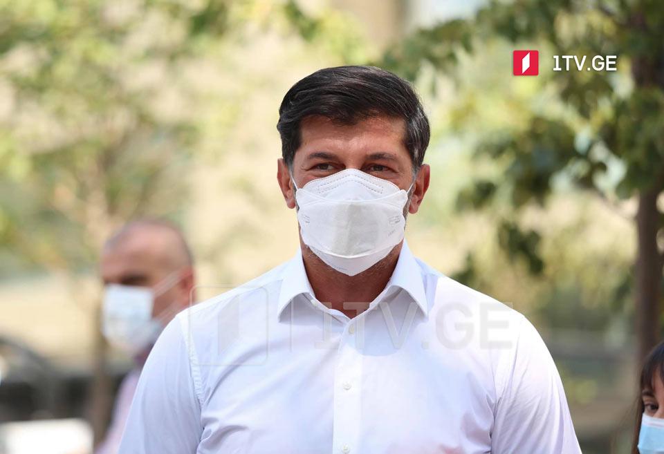 Tbilisi Mayor welcomes debates among all mayoral candidates