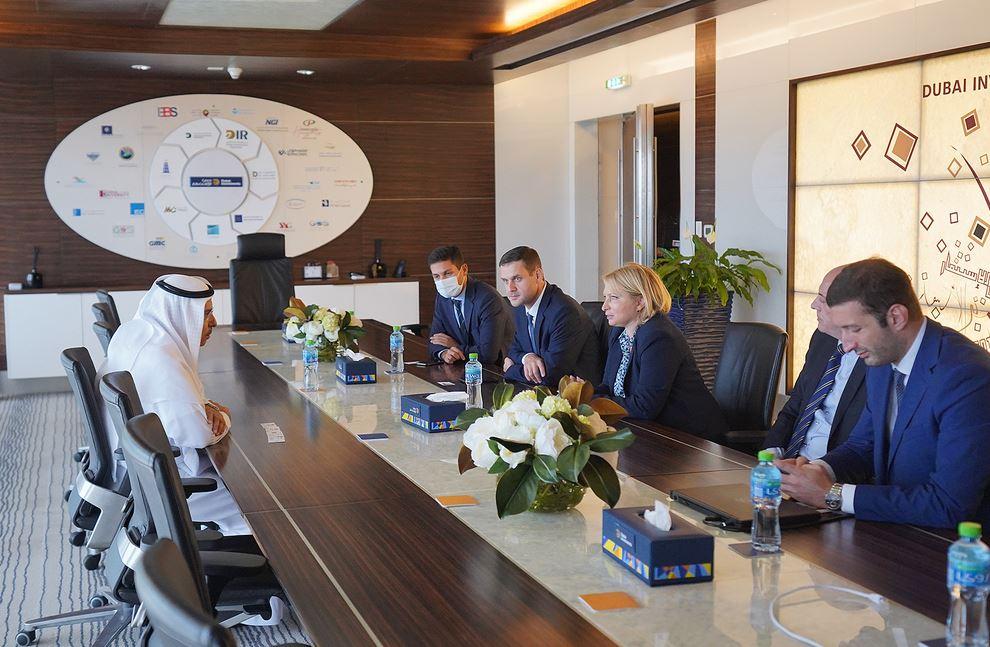 Արաբական Միացյալ Էմիրությունների մի քանի ներդրումային հիմնադրամ հետաքրքրված է Վրաստանում արտադրությամբ. Նաթիա Թուրնավա