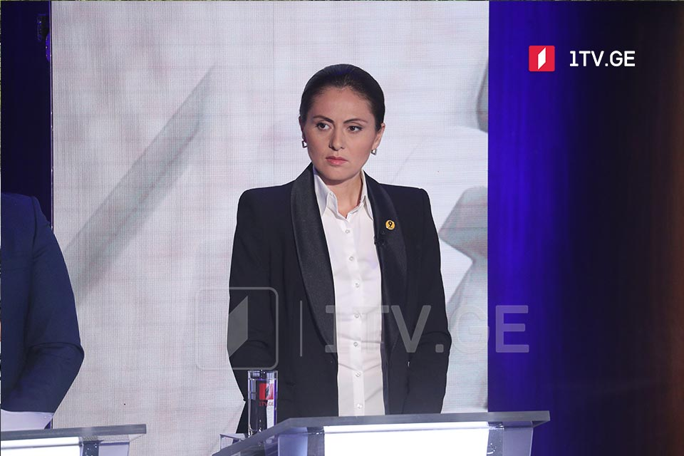 Ana Bibilashvili: Tbilisi needs large-scale reforms