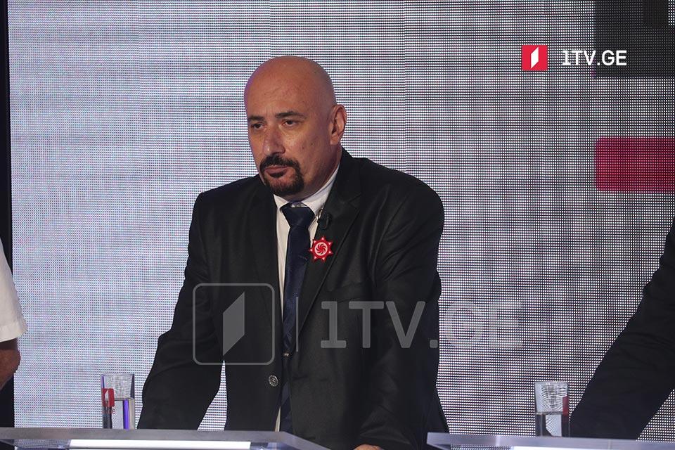 Teimuraz Bobokhidze vows Mamuli party to be constructive, centrist force
