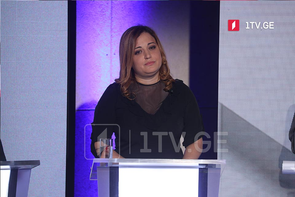 Ketevan Nakashidze pledges to spare no effort for population