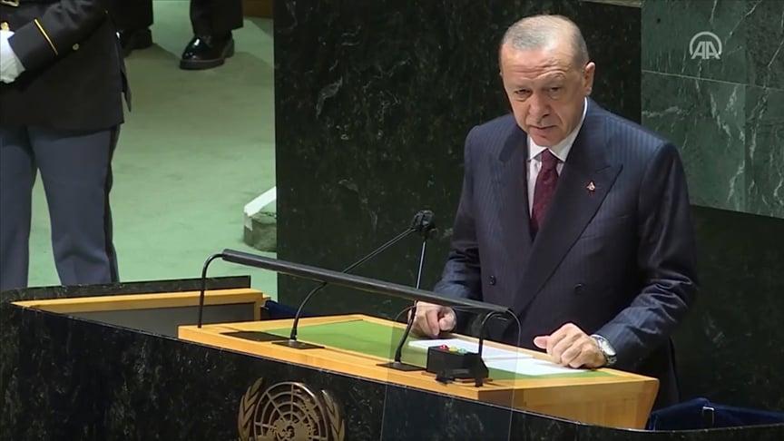 თურქეთის პრეზიდენტი აცხადებს, რომ ტერორიზმი ერთ-ერთ ყველაზე დიდ საფრთხედ რჩება და თურქეთი გააგრძელებს ბრძოლას ტერორისტული ორგანიზაციების აღმოსაფხვრელად