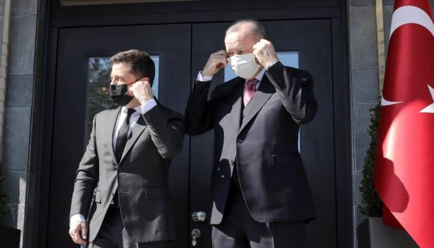 ნიუ იორკში უკრაინისა და თურქეთის პრეზიდენტების შეხვედრა გაიმართა