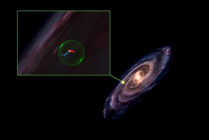 ირმის ნახტომში უზარმაზარი, უჩვეულო ცარიელი სივრცე აღმოაჩინეს — #1tvმეცნიერება