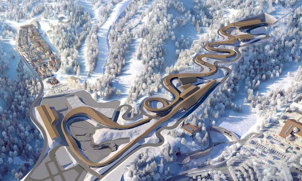 ზამთრის ოლიმპიადა | როგორი იქნება პეკინი 2022-ის ოლიმპიური სოფელი #1TVSPORT